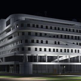 Mācību ēkas