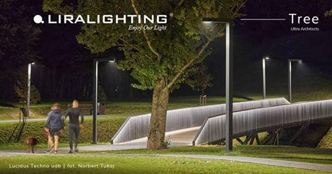 Lira Lighting new outdoor catalogue